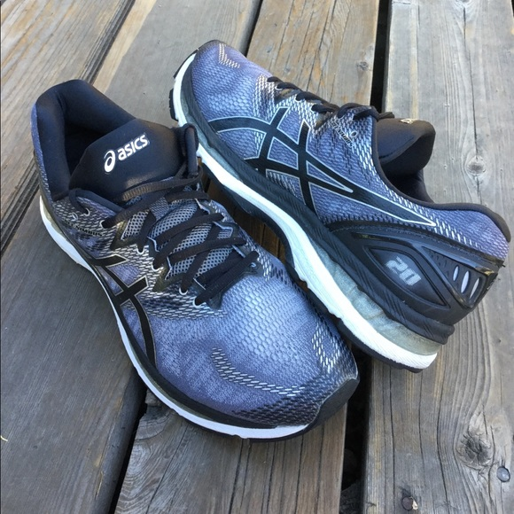 Men's ASICS GEL NIMBUS 20 Running Shoes T900N